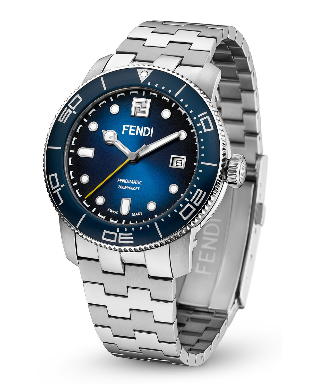 Men's 42mm Aqua Bracelet Watch