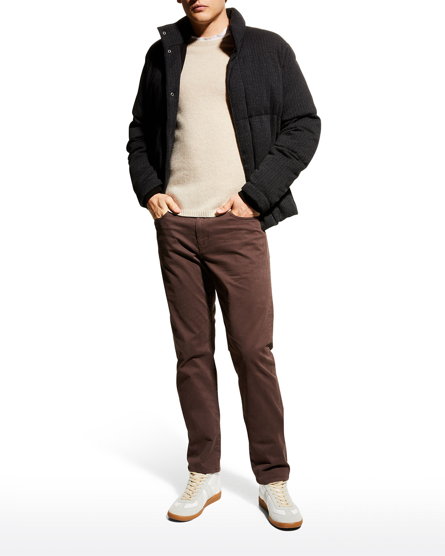 Men's Dylan Cotton Twill 5-Pocket Pants