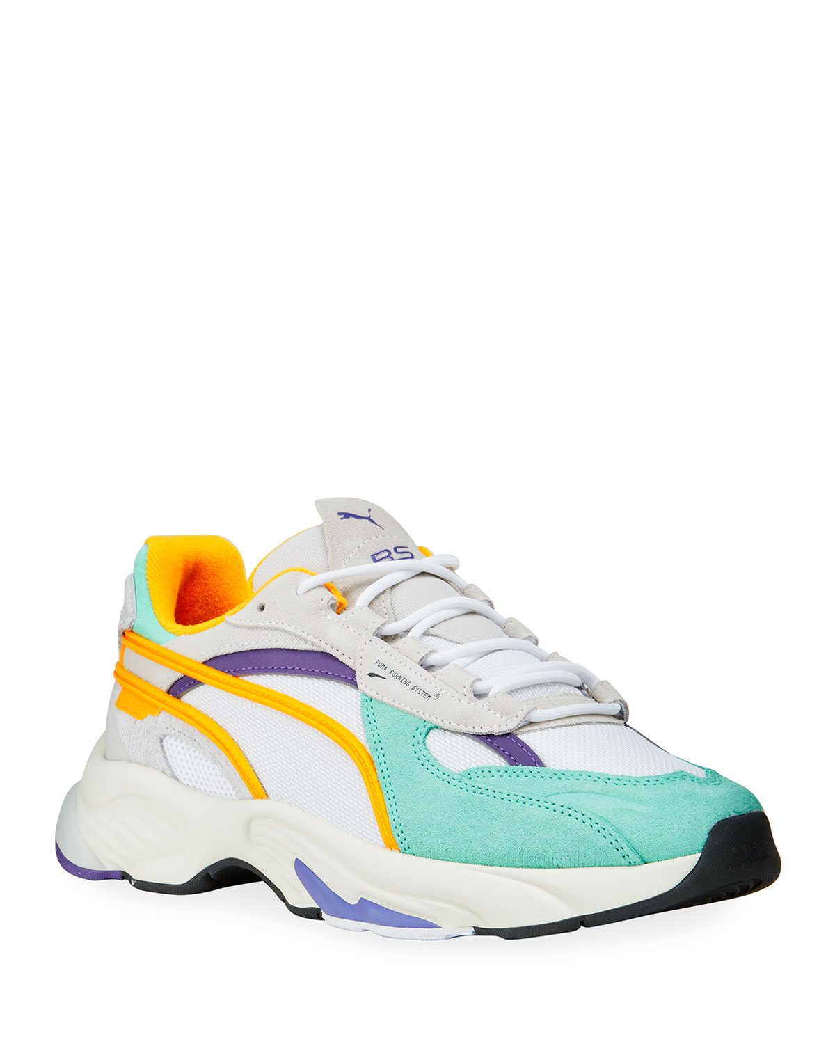 Puma MEN'S RS-CONNECT DRIP COLORBLOCK SNEAKERS
