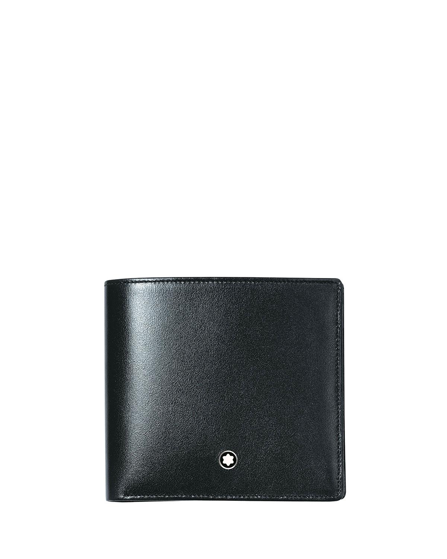 Men's Full-Grain Cowhide Leather Wallet