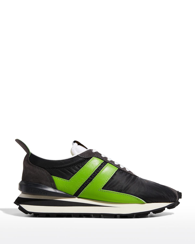 Men's JL Mix-Media Runner Sneakers