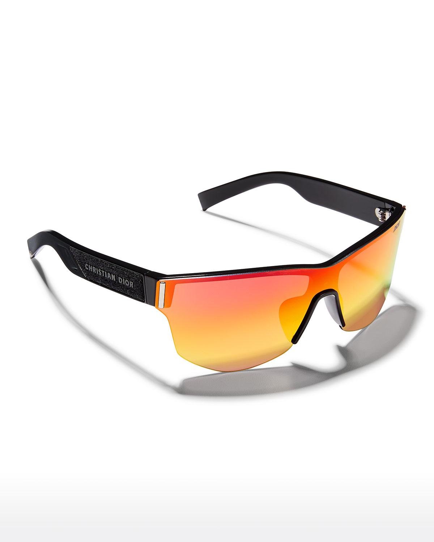 xtrem M2U Semi-Rimless Injection Plastic Shield Sunglasses
