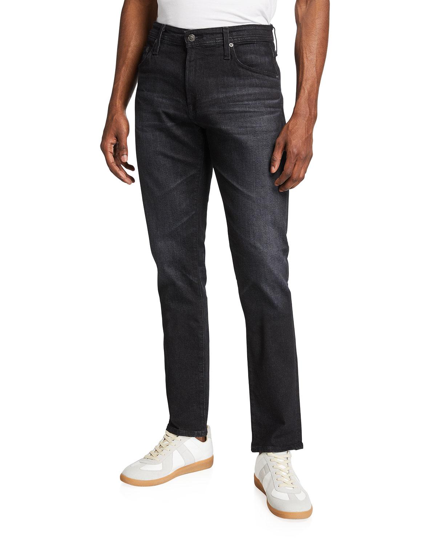 Men's Tellis Slim Dark-Wash Jeans