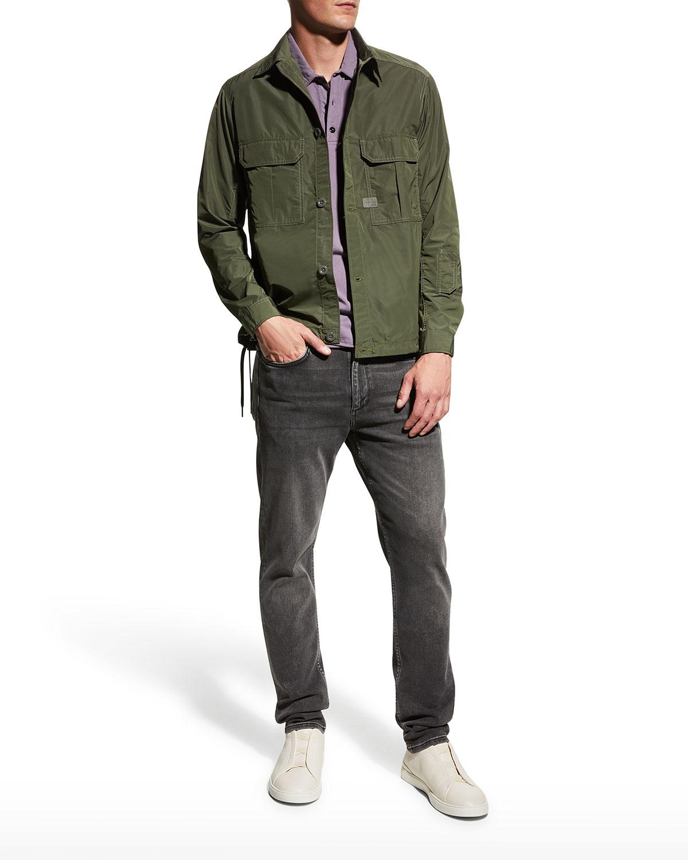 Men's Fit 2 Dorset Loopback Terry Jeans