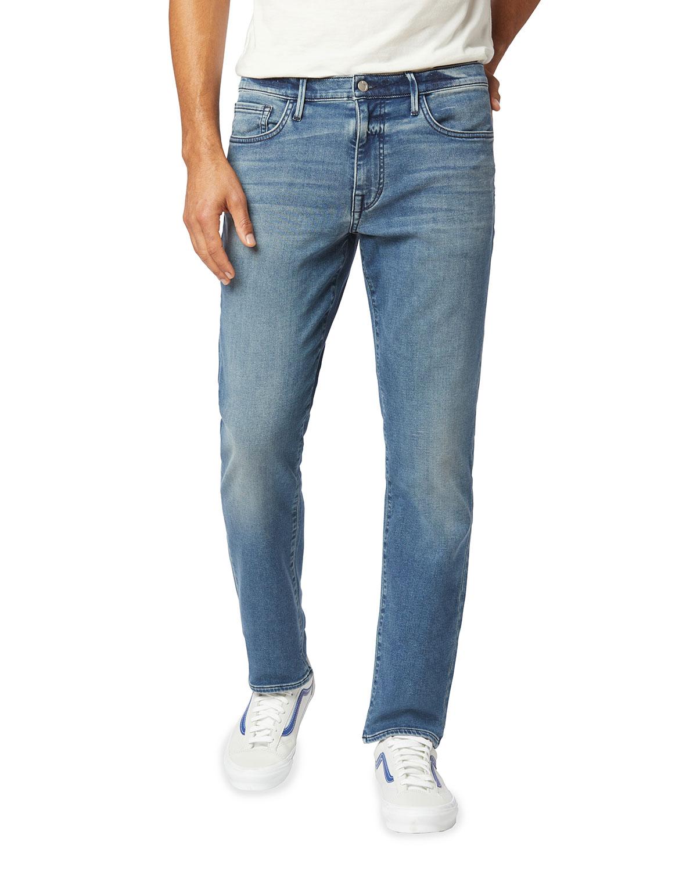 """Men's The Asher 34"""" Straight-Leg Jeans"""