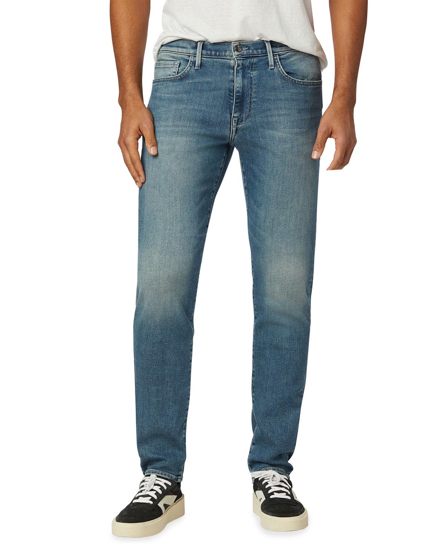 "Men's The Classic 32"" Faded Medium-Wash Jeans"