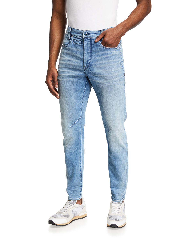 Men's DStaq 3D Slim Tapered Jeans
