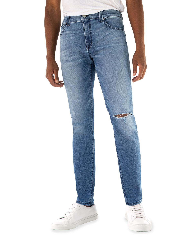Men's Indie Warrior Knee-Rip Jeans