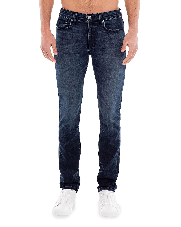 Men's Indie Verona Sanded Medium-Wash Jeans