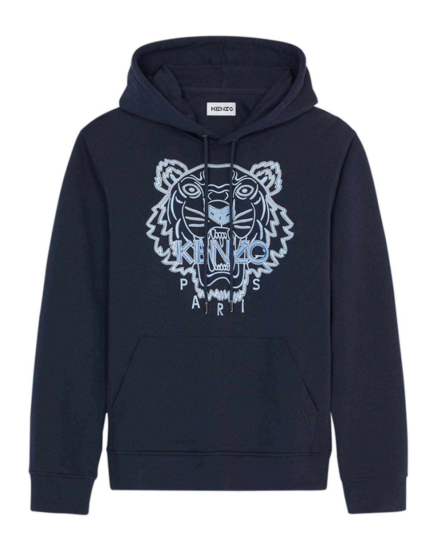 Men's Tiger Seasonal Pullover Hoodie