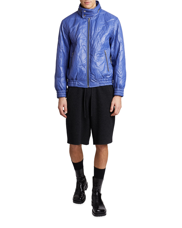 Men's Vorn Zip-Front Jacket