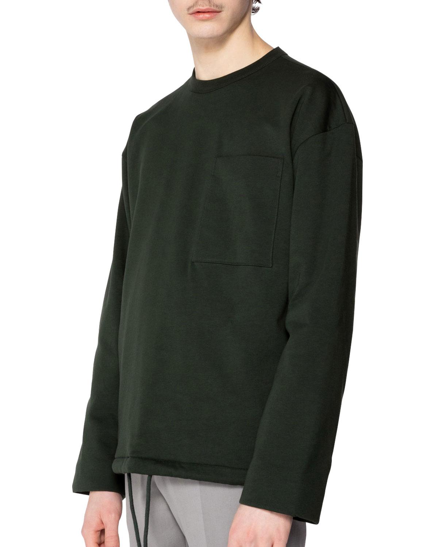 Men's Helgar 3603 Drawstring Jersey T-Shirt
