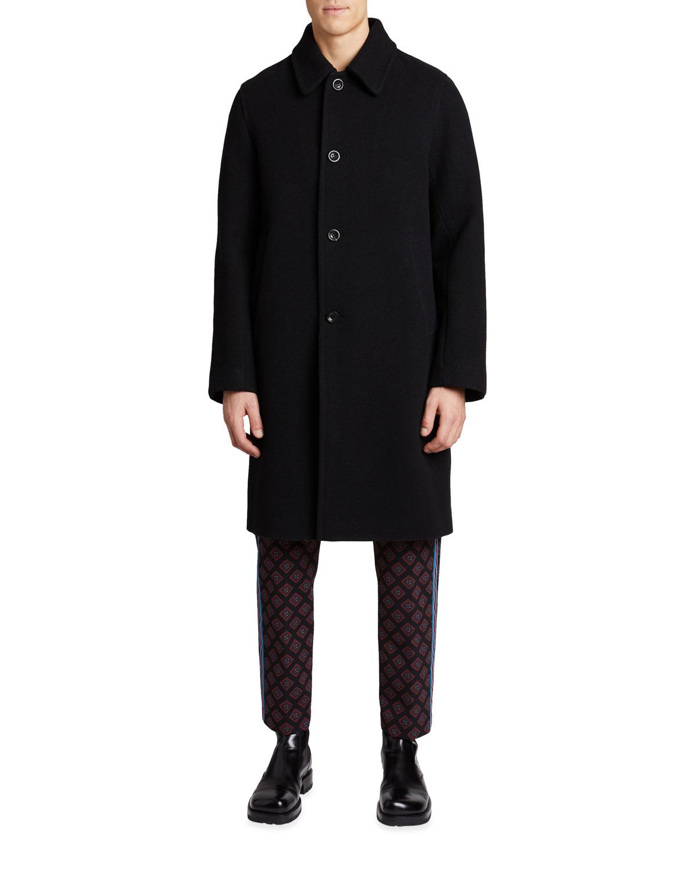 Men's Rovey Wool Coat