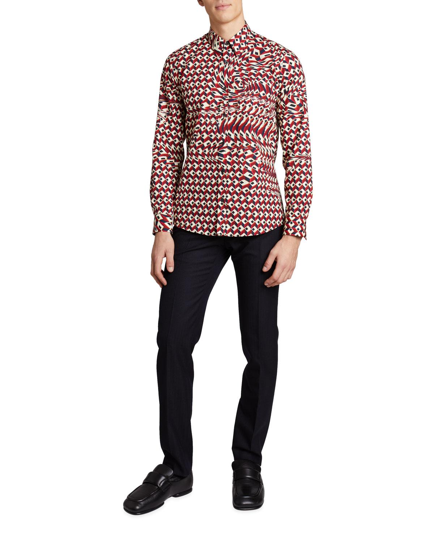 Men's Corbino Long-Sleeve Shirt