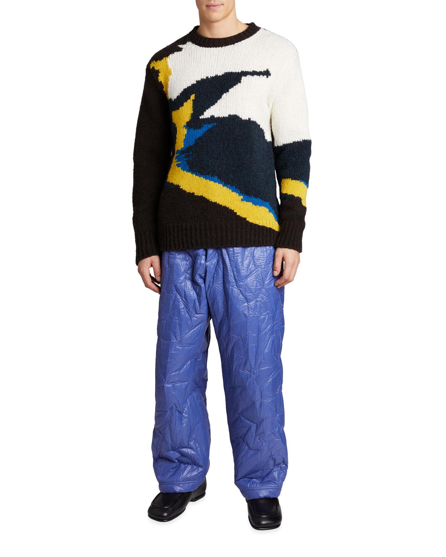 Men's Tictoc Crewneck Sweater