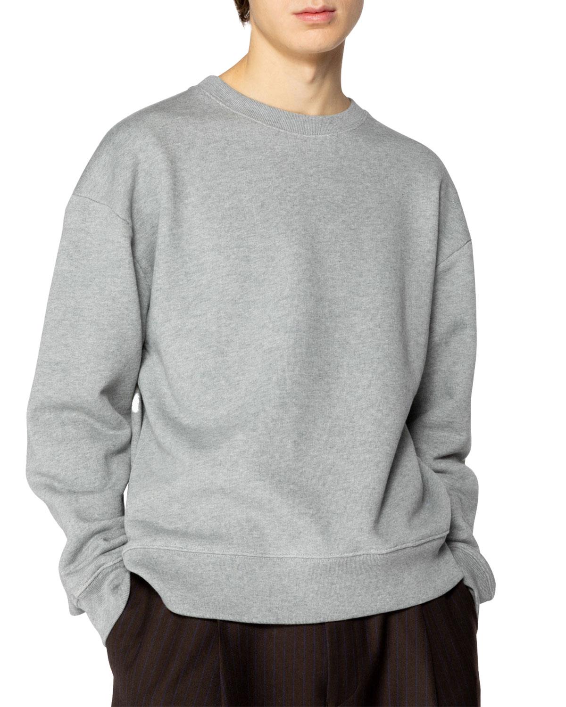 Men's Melange Crewneck Sweatshirt