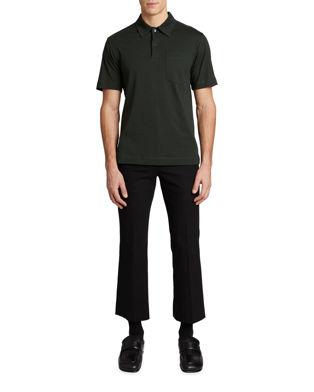 Men's Helder Cotton Polo Shirt