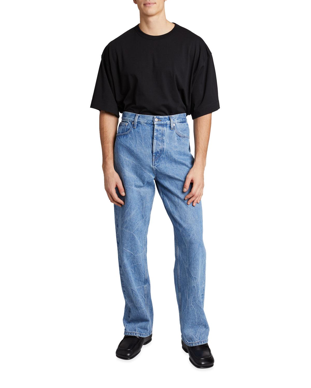 Men's Pine Denim Pants