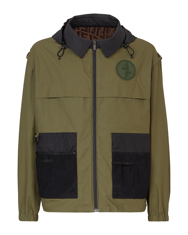 Men's Reversible Vertigo FF Jacket
