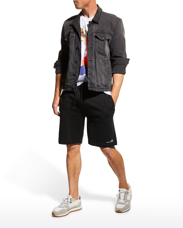 Men's Logo Sweat Shorts