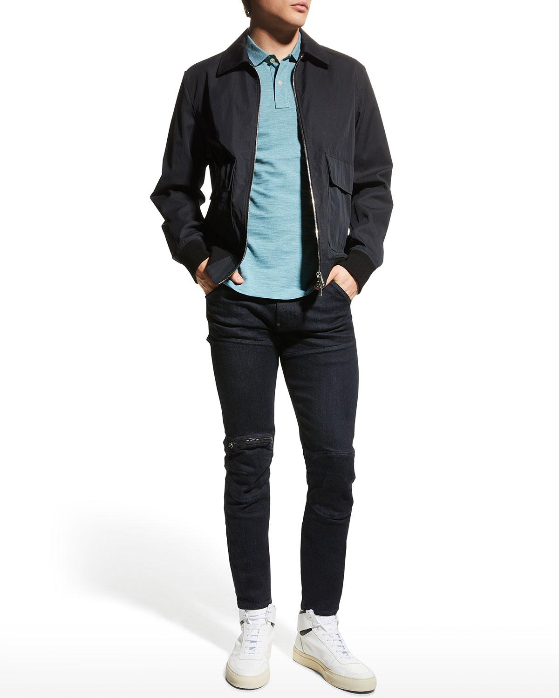 Men's Dunda Slim Polo Shirt