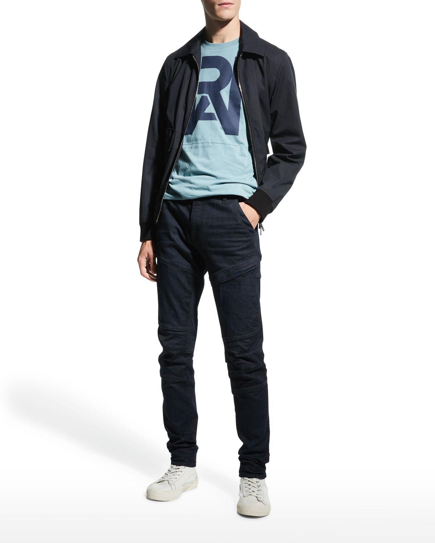 Men's Rackam 3D Skinny Jeans