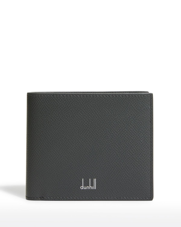 Cadogan Tricolor 8-Card Bi-Fold Wallet