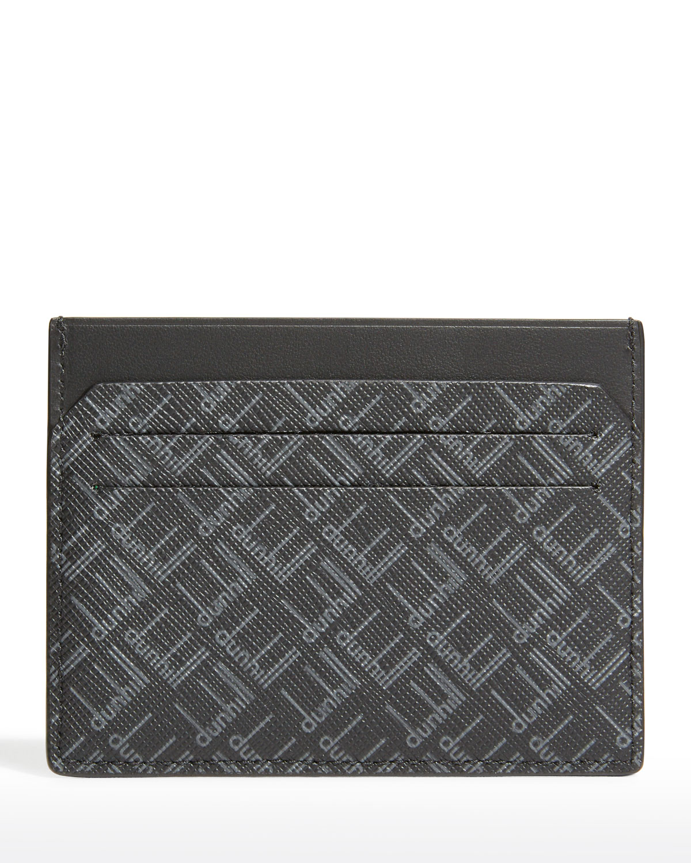 Men's Signature Leather Card Case