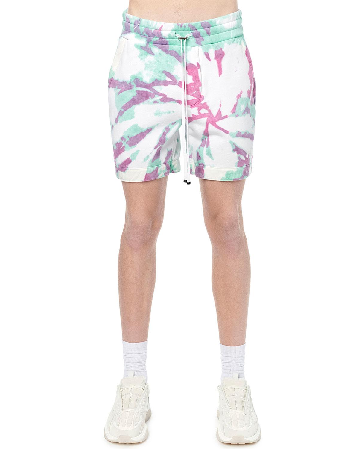 Men's Core Tie-Dye Sweat Shorts