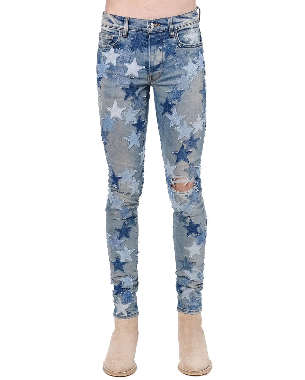 Men's Chemist Denim Stars Jeans