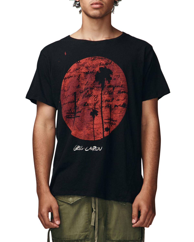 Men's Moonshadows Graphic T-Shirt