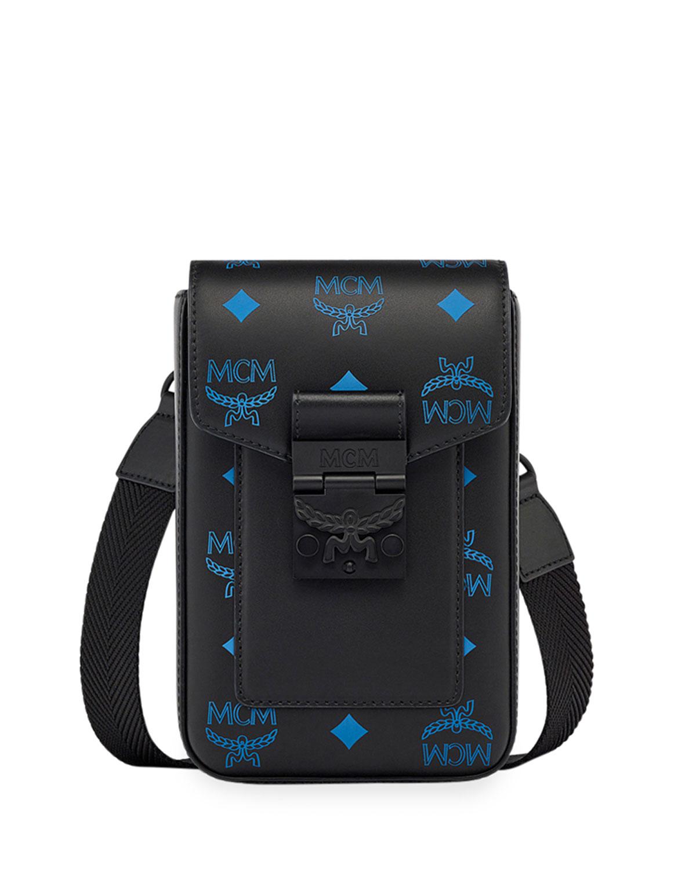 Men's Color Splash Logo Mini Crossbody Bag