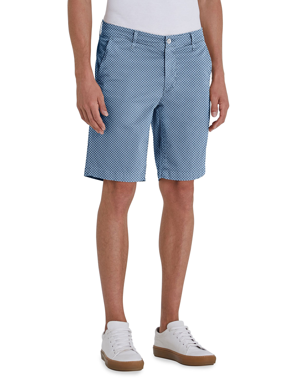 Men's Griffin Patterned Shorts