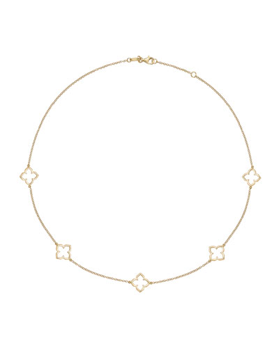 Aurora 18k Gold Necklace