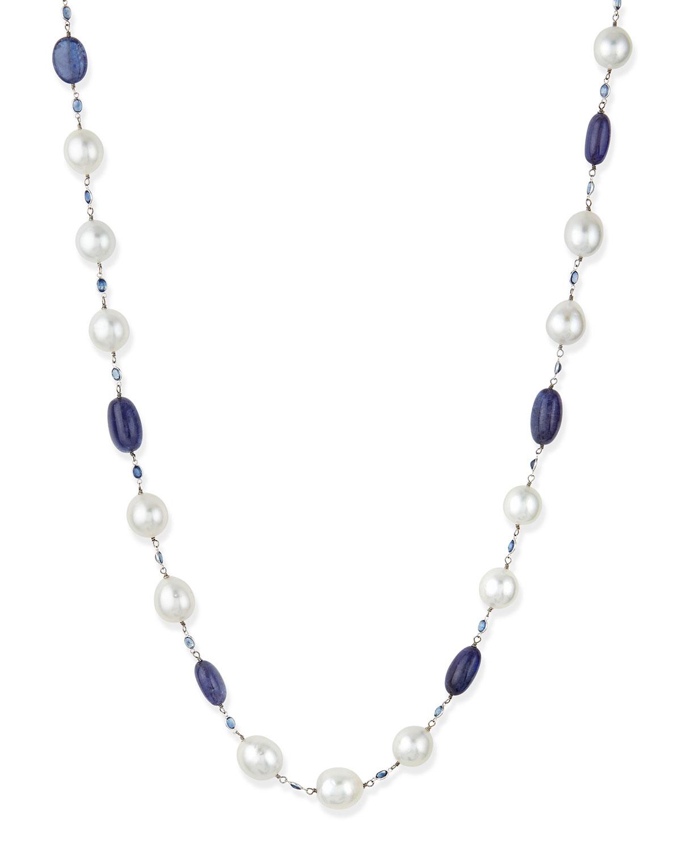Aura Blue Tanzanite