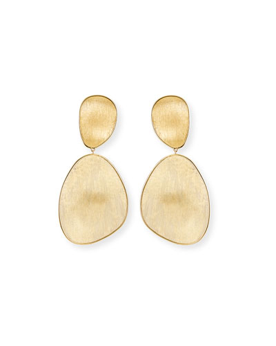 Lunaria 18k Gold Chandelier Earrings