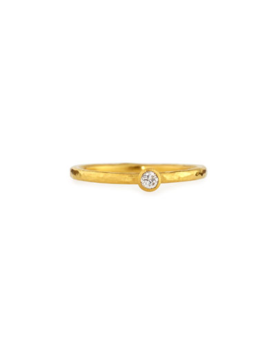 Gurhan Skittle Diamond Ring