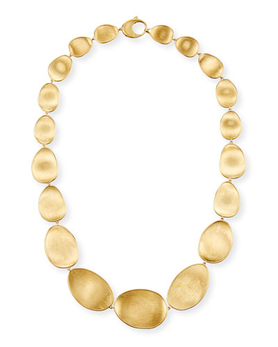 Lunaria 18k Small Collar Necklace