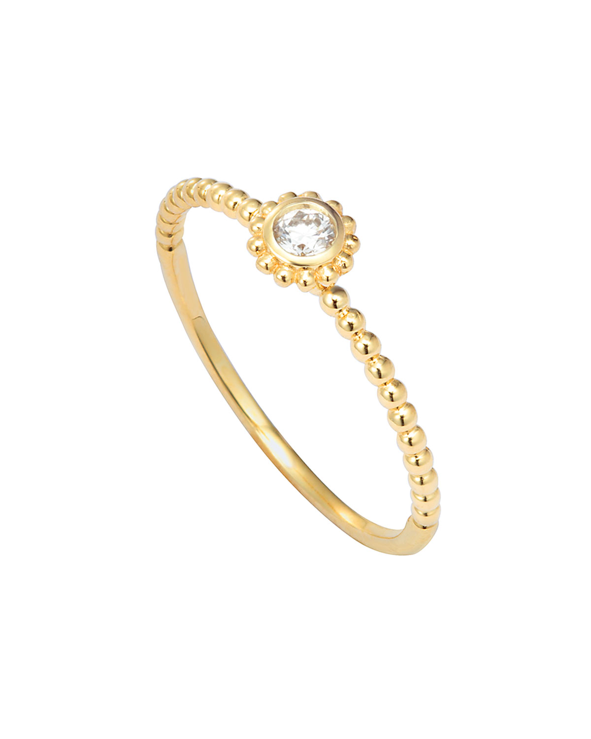 Covet Diamond Stackable Ring, Size 7
