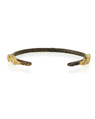Sueno Lacy Artifact Dragon Cuff Bracelet