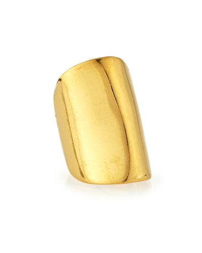 Large Organic Ring, Size 6