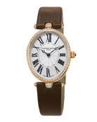 Ladies' Classics Art Deco Rose Gold Diamond Watch