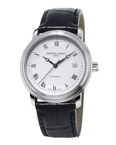 Gents Classics Automatic Stainless Watch