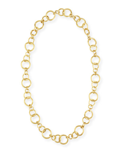 Jaipur Link 18k Gold Necklace