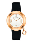 Charms Pink Gold Watch, 38mm