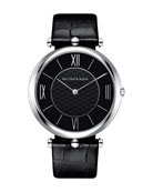 Pierre Arpels Platine Watch, 38mm