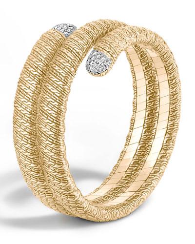 John Hardy Diamond Bracelet