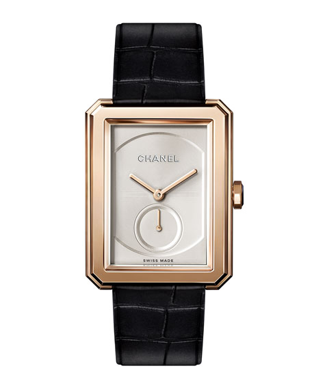 CHANEL BOY&middotFRIEND WATCH