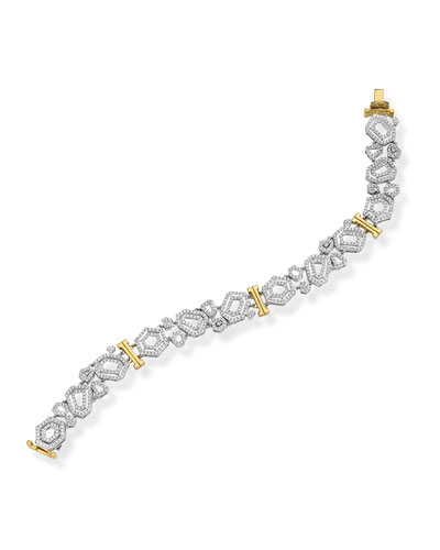 Montmartre Element Diamond Bracelet