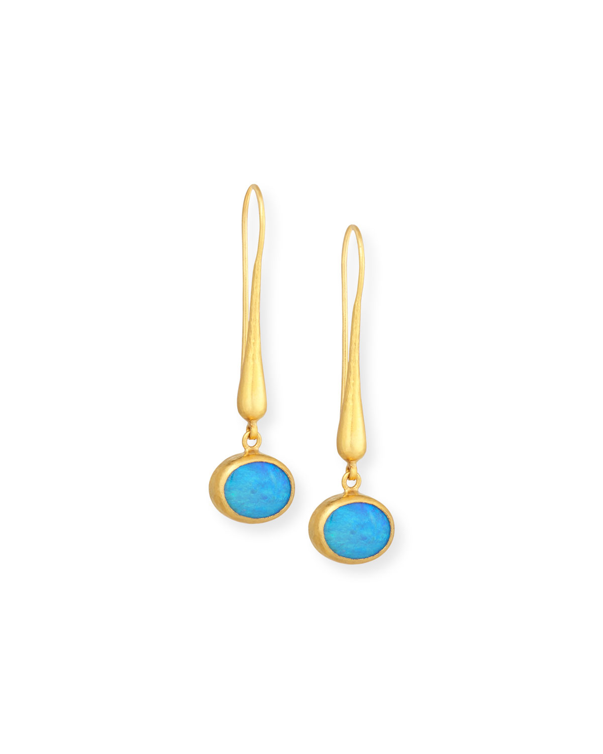 Amulet Hue Opal Drop Earrings